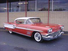'58 Pontiac Bonneville