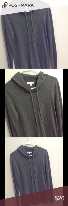 NWOT GAP Body Hooded Sweater New without tags! Cute GAP sweater with hood. Never been worn or washed. From a smoke free home. GAP Tops