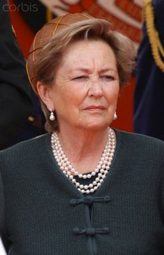 Queen Paola, July 21, 2012
