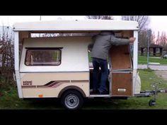 Pop Up Caravan, Pop Up Camper Trailer, Popup Camper, Diy Camper, Camper Trailers, Vintage Camper, Vintage Travel Trailers, Pickup Bed Camper, General Motors