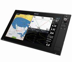 B&G Zeus³ 9 chartplotter with world basemap Boat Stuff, Sailing, Tech, Electronics, World, Candle, The World, Technology, Consumer Electronics