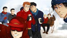 DC winter by BIazeRod on DeviantArt