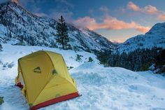 Winter Camping Hacks   Sierra Trading Post Blog