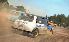 Dirt Rally sur Playstation 4