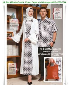 Butik Baju Muslim Terbaru 2018: Baju Sarimbit Keluarga Muslim 2018