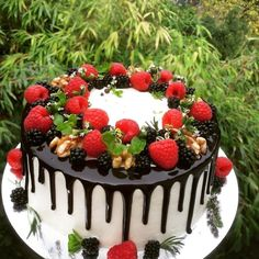 Cake Icing, Buttercream Cake, Cake Name, Birthday Cakes, Cheesecake, Pasta, Diy, Food, Presents