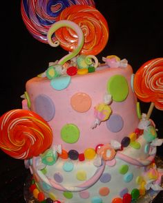candy cake | Candy Cake | Flickr - Photo Sharing!