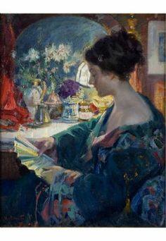 Ulisse Caputo (Salerno 1872 – Parigi 1948)