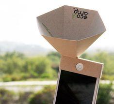 Tecnología nómada: 10 objetos de cartón para crear uno mismo - noticias - *faircompanies