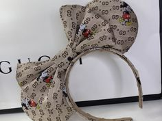 fantasioso Mickey GG Disney Style, All Sale, Finals, No Response, Im Not Perfect, Handmade, I'm Not Perfect, Craft, Final Exams