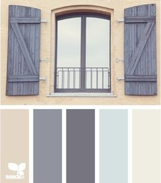 Palette grey