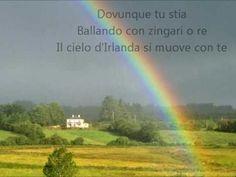 Il Cielo d'Irlanda - Fiorella Mannoia (con testo)