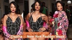 "After baring her curves at this year's New York Fashion Week, ""Orange Is the New Black"" star Dascha Polanco talks about her struggles loving her body and c"