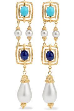 Earrings by Ben Amun