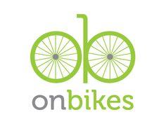 on bikes #logo