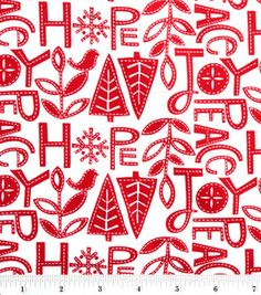 Christmas Fabric $4.79 per yard