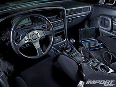 MKIII+Supra+Interior | 1989 Toyota Supra Interior View