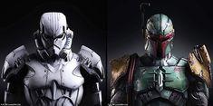 Star Wars villanos consiguen un mal humor re-imaginación de Square Enix
