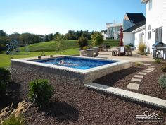 Keep Your Compact Backyard Endless Pool At Desired Temperature Economically For Year Round