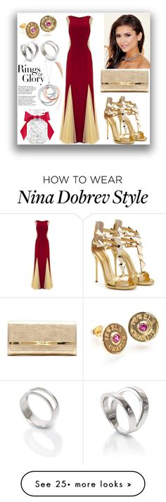 """Jewels and Charlie"" by almira-mustafic on Polyvore featuring Jimmy Choo, Victoria's Secret, Tiffany & Co. and jewelsandcharlie"