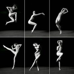 Coco Rocha- The study of pose