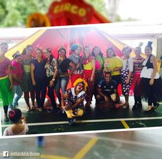 Comemoração Dia de Circo das turmas da Educação Infantil do IBR. #EuSouIBR #IBR35anos #EscolaCristã
