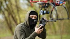 From invading privacy to smuggling drugs over jail walls, more criminals are turning to flying drones – forcing detectives to learn new skills to find them. Flying Drones, New Drone, Social Trends, Remote, Crime, Police, Stock Photos, Forensics, Turning