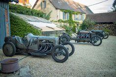 AP V8-powered GN Cycle Car – 200 HP 1905 Darracq – 1913 Monarch.