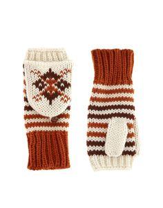 ASOS - Fairisle Converter Gloves | 13.19