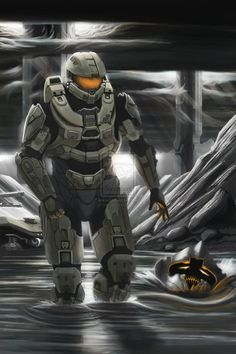 halo 4 by heero89