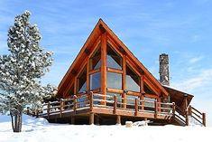 Rustic Chalet Log Floor Plan | Log Cabin | 3440 sq. ft › Expedition Log Homes, LLC