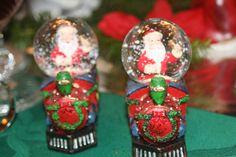 decoração da nossa mesa de natal