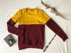 La couseuse de trucs: Un sweat Andréa pour une HP fan ... Studio Harry Potter, Collection Harry Potter, Fan, Blog, Sweaters, Fashion, Stuff Stuff, Moda, Fashion Styles