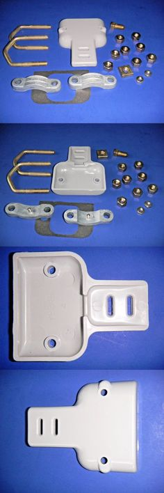 Antenna and Dish Mounting Gear: Alliance 5675-R Antenna Rotor Hardware Kit For Tv Radio Cb Ham Antennas Nos BUY IT NOW ONLY: $34.99
