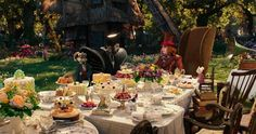 alice through the looking glass behind the scenes - Google Search