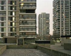 John Riddy 'London (Wyndham Road) 2008', 2009 © John Riddy