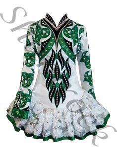 irish dance dresses | Shamrock Stitchery | Irish Dance Dresses and stuff :)