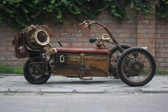Steampunk Vehicles
