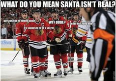 This is what really goes on when the players all crowd the refs.
