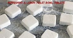 Clean and deodorize your toilet at the same time using DIY toilet bombs to save time and money. Get the tutorial at One Good Thing by Jillee.