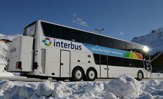 Bus naar Oostenrijk - Bus in Winter Trips, Viajes, Traveling, Travel
