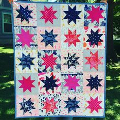 Star Quilts, Sewing in Community, and Modern Maples