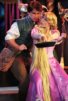 ooo la la! The Tales of Rapunzel by BrookePearcePhotography, via Flickr