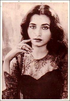 Film star Salma Agha
