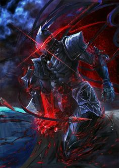 "Knight-Armored Man-Fighter-Honored Man. Find more on the ""Creativity+Fantasy"" board."