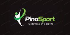 Diseño de logotipo para empresa dedicada a la venta de articulos deportivos de todo tipo.