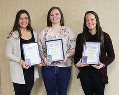 Vienna Optimist Club Awards High School Essay Winners