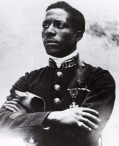 Eugene Bullard was the first African American military pilot to fly in combat and the only African American pilot to fly during WWI. Ironically he never flew for the United States, but rather for the Aéronautique Militaire in France.