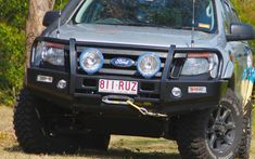 The TJM Frontier bull bars feature a durable steel channel which enables strong frontal protection for your vehicle- Contact Our Sales Team Today. Ford Ranger Wildtrak, Steel Channel, 4x4 Accessories, Bull Bar, Spotlights, Regional, Rigs, Remote, Safety