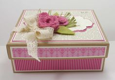 Stamplicious - Great idea for box of cards  gift